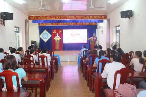 Huyện đoàn Quế Sơn phối hợp tổ chức Hội thi Giáo viên làm Tổng phụ trách Đội giỏi cấp huyện năm học 2020-2021