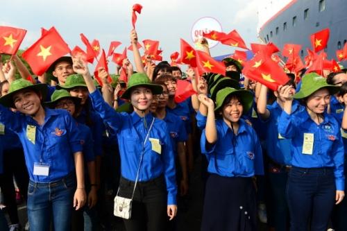 Phát huy vai trò của Đoàn TNCS Hồ Chí Minh tham gia bảo vệ nền tảng tư tưởng của Đảng