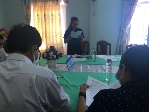 Quế Sơn tổ chức đối thoại chuyên đề về khởi nghiệp thanh niên năm 2021