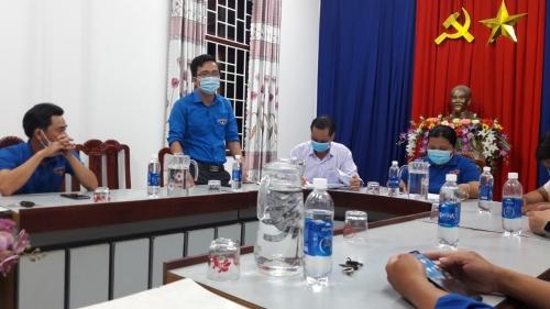 Quế Thuận tổ chức thành công Hội nghị bầu bổ sung chức danh Phó Bí thư Đoàn Thanh niên xã