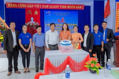 Quế Xuân 2 tổ chức Lễ kỷ niệm 90 năm thành lập Đoàn