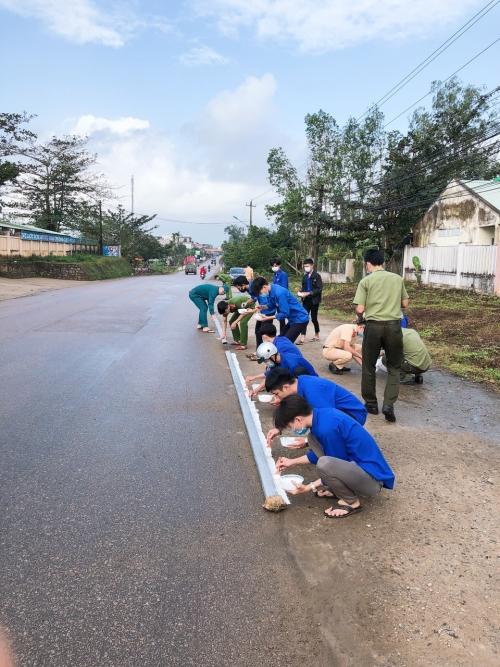 Tuổi trẻ Đông Phú: Sôi nổi các hoạt động trước trong và sau Tết